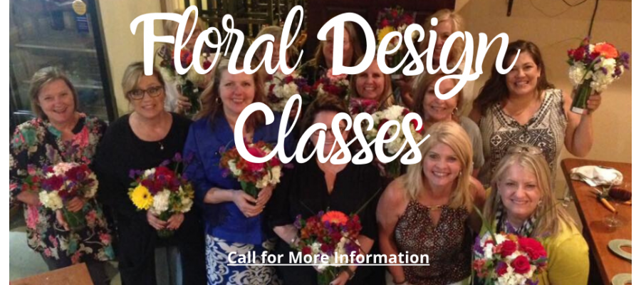 Floral Design Classes