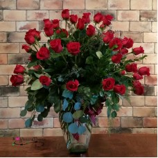48 Long Stem Roses