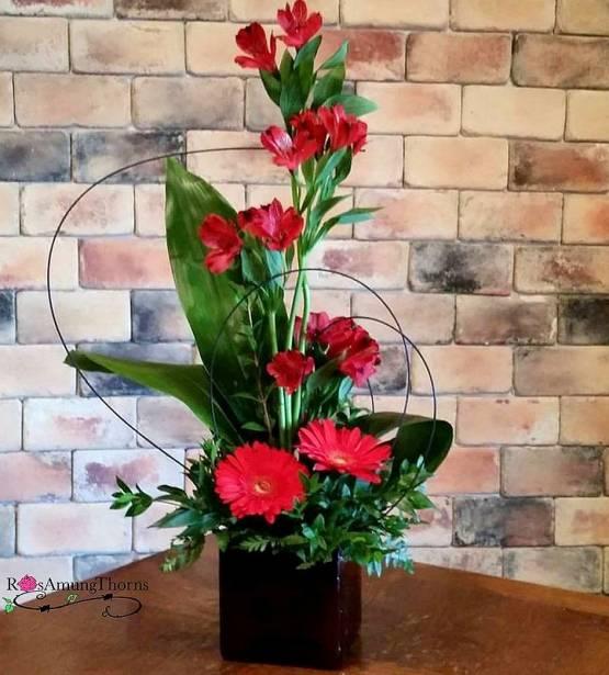 Red Elegance Bouquet